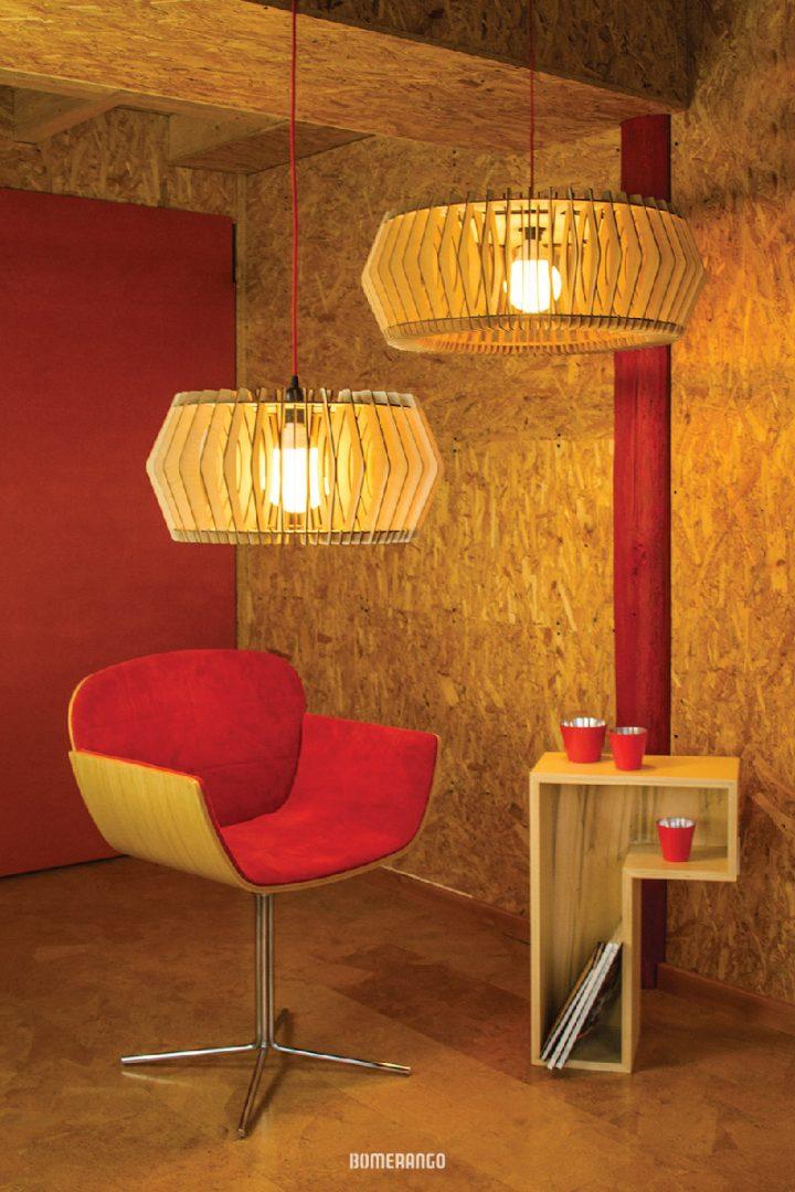 Iluminação natural em casa ou no escritório